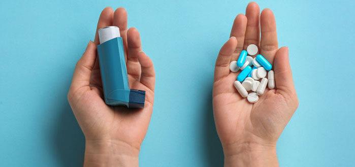 Asthma Medikamente Engpass